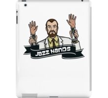 Jazz Hands! iPad Case/Skin