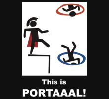 This Is Portaaal! by keepcalm98