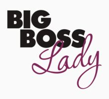 Big Boss lady by Boogiemonst