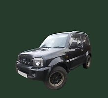 Suzuki Jimny by ahsdesign