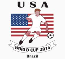 USA World Cup 2014 by denip