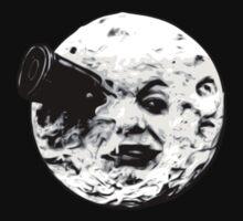 Man in the moon by jwezorek