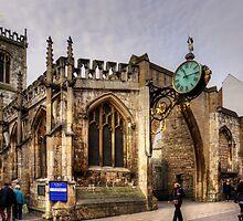 St Martin Le Grand Church by Tom Gomez