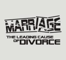 Marriage - the leading cause of divorce by nektarinchen