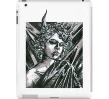 Horns iPad Case/Skin
