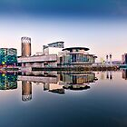 Salford Quays by Stephen Knowles