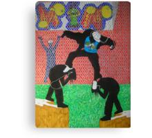 Musical Escape Canvas Print