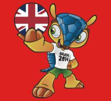 World cup mascot love england by miky90
