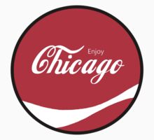 Enjoy Chicago by ColaBoy