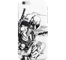 Weapon XI iPhone Case/Skin