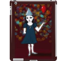 Lonely Girl's Red Balloon iPad Case/Skin