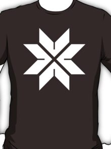 The Crystal - UpNorth Recordings  - White -  2013 T-Shirt