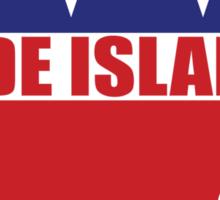 Rhode Island Republican Elephant Sticker