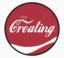Enjoy Creating by ColaBoy