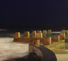 Coogee Castle by andyjryan