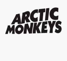 Arctic Monkeys Logo by tobiaswaters