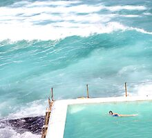 Bondi Icebergs by Andy Ryan