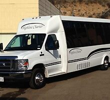 Corporate Charter Buses by highlinecharter