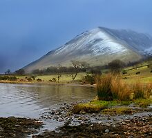 Wastwater, Lake District by English Landscape Prints
