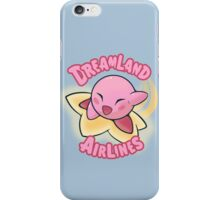 Dreamland Airlines iPhone Case/Skin