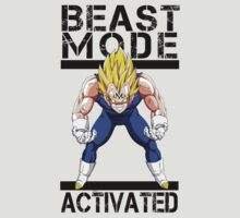BEAST MODE ACTIVATED T-shirt by nagasaki