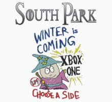 South Park - Winter Is Coming... by HalfFullBottle