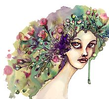 Her name is flora by Jenny Wood