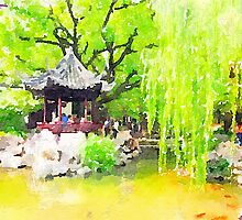 Yu Gardens by candysfamily