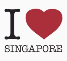 I ♥ SINGAPORE by eyesblau