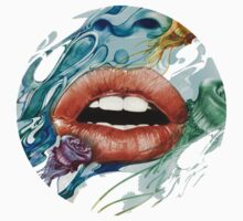 Trippy Lips by Landoinc