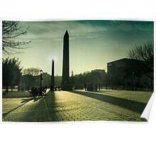 Istanbul Obelisk Poster