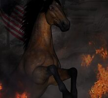 The Warhorse by Raven Schofield_Blackheart