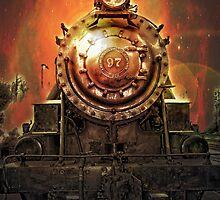 Engine No. 97 by David Marciniszyn