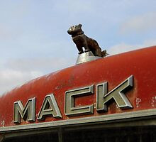 MACK TRUCK by WildestArt