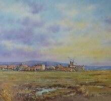 Cley Mill, Cley-Next-To-Sea, Norfolk by briancday