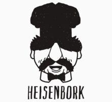 Heisenbork by LooneyCartoony