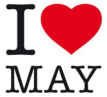 I ♥ MAY by eyesblau