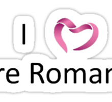 I love Pure Romance Sticker