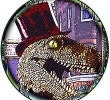 Dino Life by Rob Cox