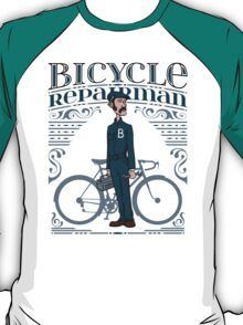 Bicycle Repairman T-Shirt