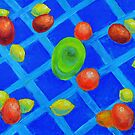 Oil Painting - Still Life with Avocado. 2014 by Igor Pozdnyakov
