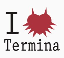 I 'Heart' Termina by Ryan  Wood