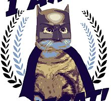 I AM BATCAT! by Jadethomas21