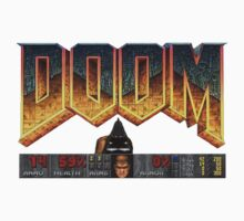DOOM by HalfFullBottle