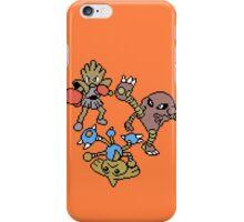 Hitmonchan, Hitmonlee and Hitmontop iPhone Case/Skin