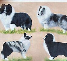 Custom Pet Portraits UK by Josephd17