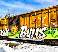 Freight Bums by BrilliantBill