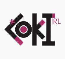#Loki IRL Title Black by RebelTaxi