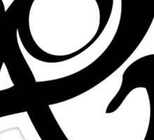 Mortal Instruments - Fearless Rune Sticker