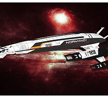Normandy SR2 by DMFproject